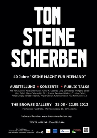 Ton Steine Scherben The Browse Gallery