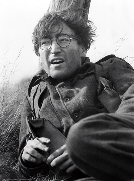 Foto John Lennon - How I Won The War von Günter Zint