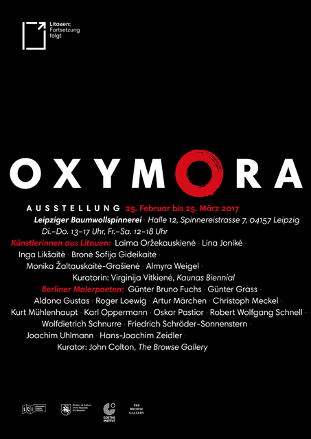 Oxymora Poster