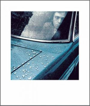 Peter Gabriel – Car Knstdruck des Album Covers