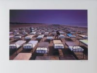 Pink Floyd A Momentary Lapse of Reason. Hipgnosis. Album Cover Art