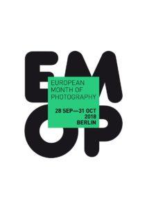 Europäischer Monat der Fotografie Logo 2018