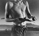 Wishbone Ash, New England Album Cover Art, Fotografie und Design Aubrey Powell und Storm Storgerson (Hipgnosis)