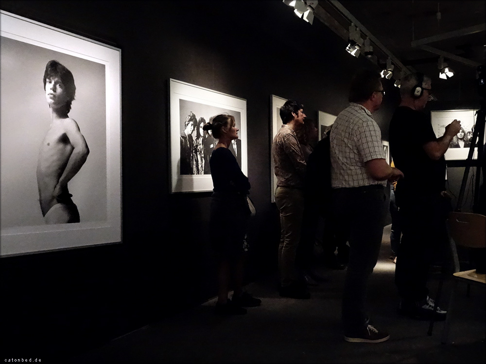 "Opening of Browse Gallery exhibition ""Daring to Dream. 50 Years of Hipgnosis"". Photo: Jan Sobottka"