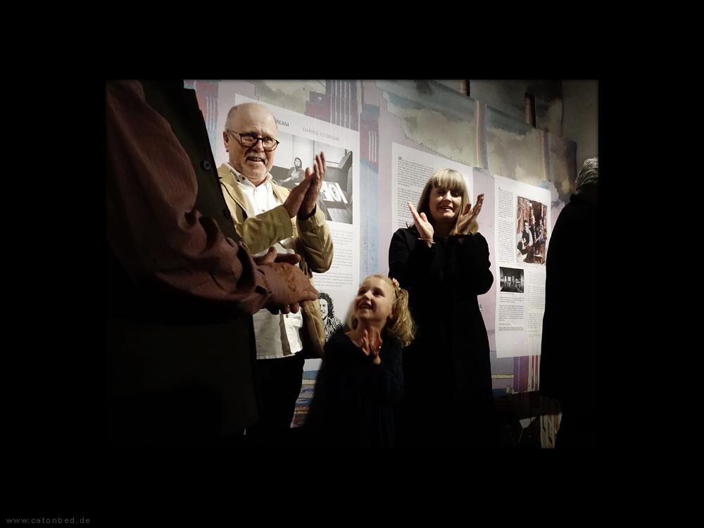 Powell und HIpgnosis von Emily, Rob und Gwen Smeaton Photo: Jan Sobottka