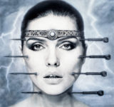 Debbie Harry - KooKoo - Album Cover Art - H.R. Giger