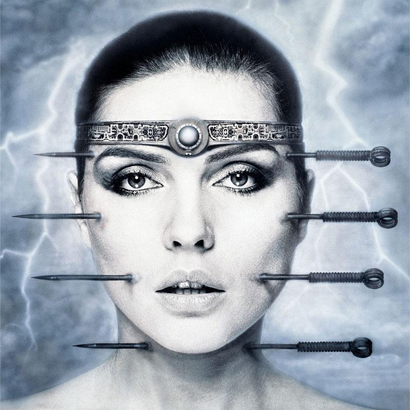 Debbie Harry, Kookoo Album Cover Art H.R. Giger