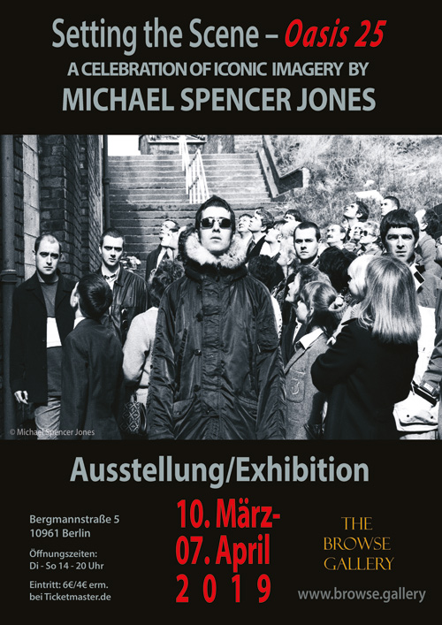Setting the Scene Oasis 25 Poster der Ausstellung Browse Gallery