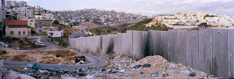 Israel | besetzte palästinensische Gebiete (703 km) © Kai Wiedenhoefer