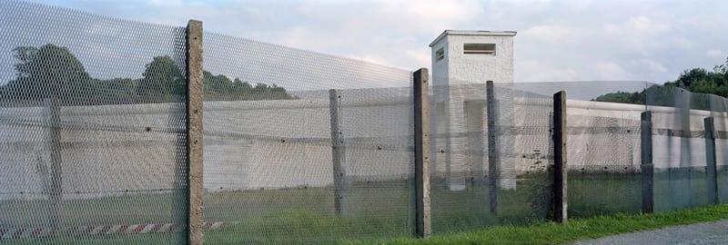 Eiserner Vorhang | ehemalige deutsch-deutsche Grenze (1378 km) © Kai Wiedenhoefer