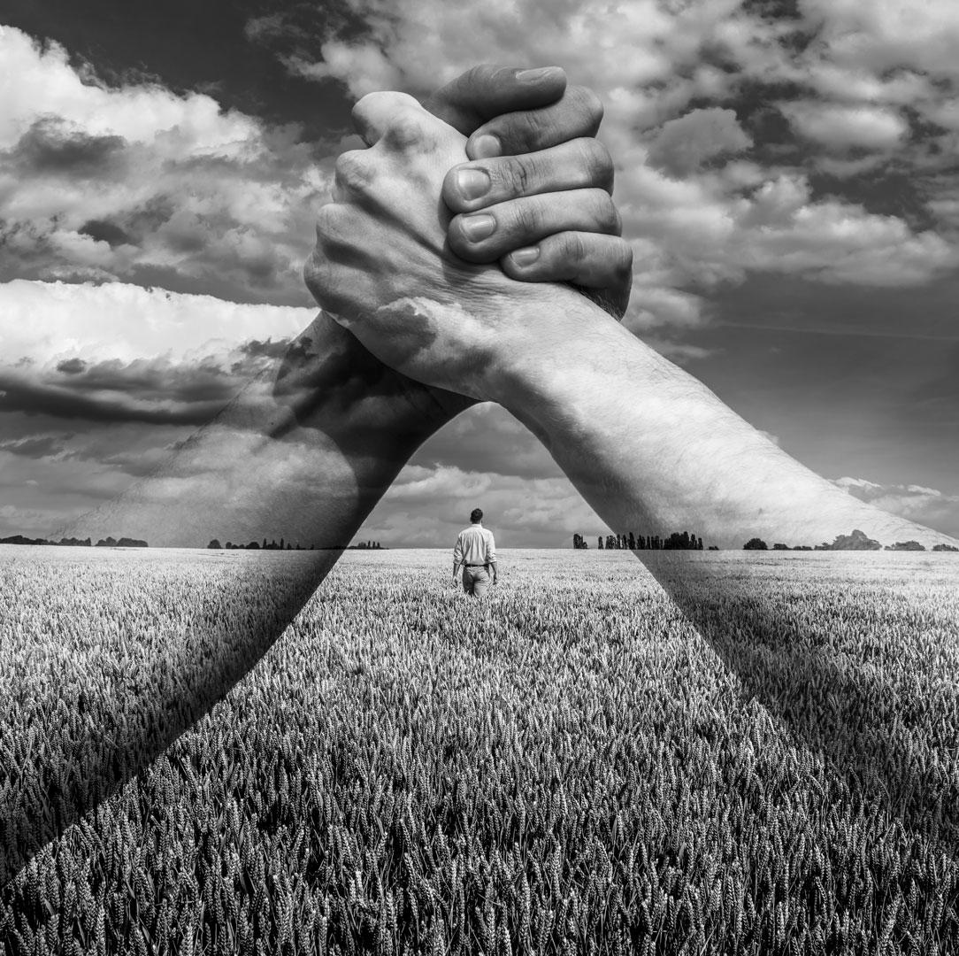Pink Floyd, Lost For Words, Single Cover, Design Aubrey Powell, Hipgnosis 2019, © Pink Floyd Ltd