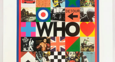Who. The Who. Album Cover