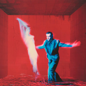 Peter Gabriel – Us Designer: David Scheinmann © Peter Gabriel Signed by David Scheinmann and Peter Gabriel