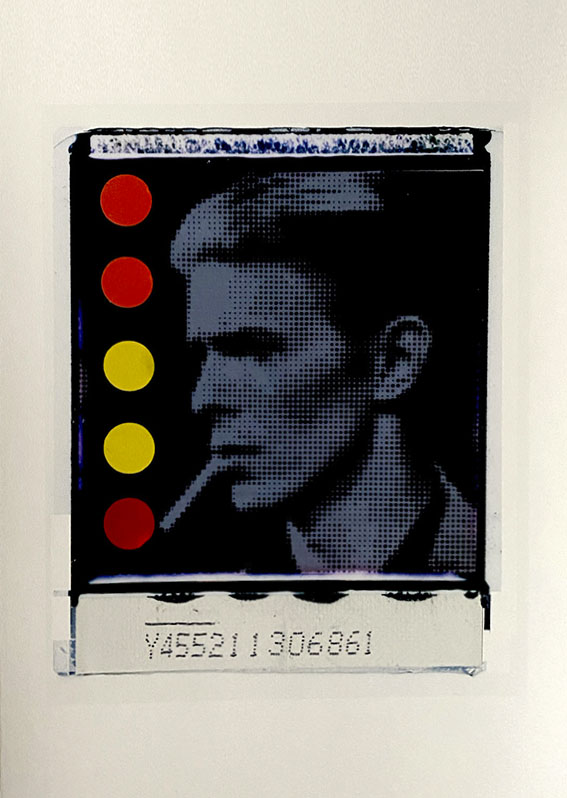 David Bowie, The Thin White Duke, by Gray