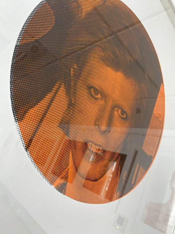 David Bowie New York Christopher Makos