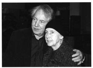 Dietmar Bührer mit Alsona Gustas in der Browse Gallery 2015, Foto Chris Frey